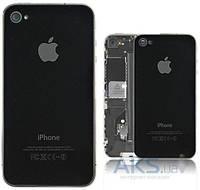 Задняя часть корпуса (крышка аккумулятора) Apple iPhone 4S Black