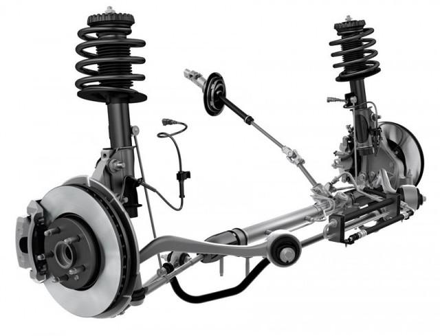 Детали подвески колес
