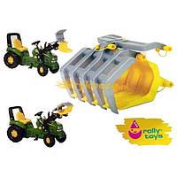 Ковш для погрузки древесины Rolly Toys 409679