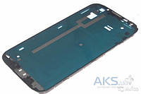 Передняя панель корпуса (рамка дисплея) Samsung Galaxy Note 2 N7100 White