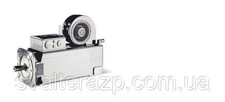 Асинхронные серводвигатели серии MQA Lenze