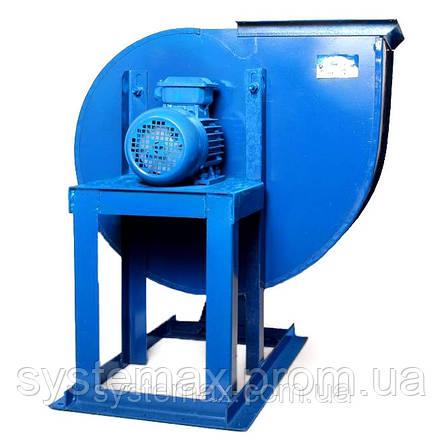 Вентилятор центробежный ВЦ 4-75 №3,15, фото 2