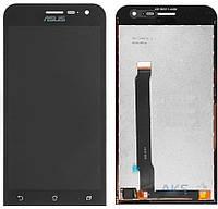 Дисплей (экран) для телефона Asus ZenFone 2 ZE500CL + Touchscreen