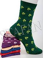 Женские носки люрекс оптом CN-002-03. В упаковке 12 пар, фото 1