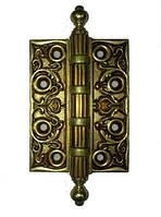 Петли дверные Linea Cali французское золото латунь