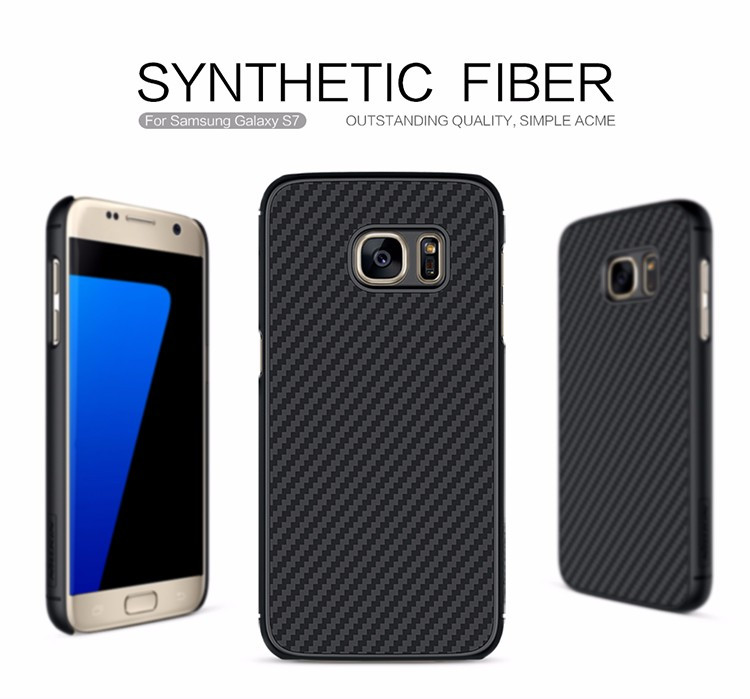 Чехол для Samsung Galaxy S7 G930 Nillkin Synthetic Fiber