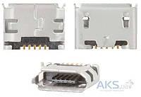 (Коннектор) Aksline Разъем зарядки Fly iQ4410 / DS104 / DS106 / DS107 / E158 / iQ230 / iQ275 / iQ4403
