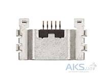 (Коннектор) Aksline Разъем зарядки Sony D5503 Xperia Z1 Compact Mini