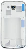 Средняя часть корпуса Samsung i9080 / i9082 Galaxy Grand Duos White