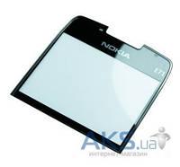 Стекло для Nokia E71 Black
