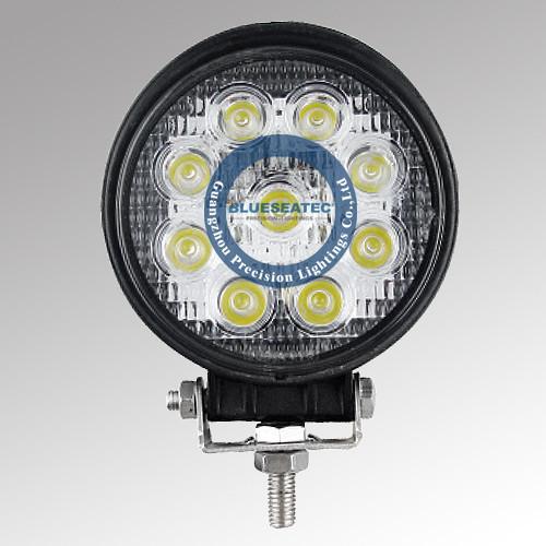 LED Прожектор PL-42W-Y(30-60°) Led working light (3300Lm) 9-32v IP65