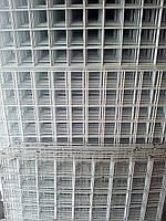 Торговая сетка металлическая 2 х 1 м, Д 3мм