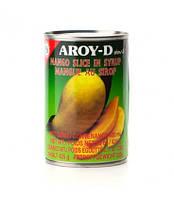 Екзотичні консервовані фрукти, пюре