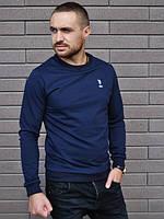 Мужской свитер USPA Polo, цвет синий