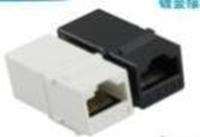 Коннектор-сгонка RJ45 для соединения патчкордов черный (за 100шт.упаковка)*2599