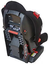 Автокресло Eternal Shield Sport Star 9-25 кг (ES01-SB49-001) серо-черный, фото 2