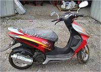 Мотоцикл QJ 125T в сборе QIANJIANG