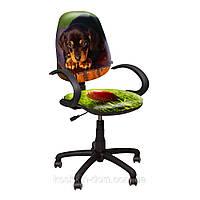 Компьютерное Кресло Поло 50/АМФ-5 Дизайн Щенок