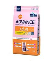 Advance (Эдванс) Сухой корм для котов Advance Cat, курица рис 15кг