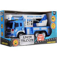 Автокран Junior Trucker Dave Toy