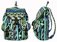 Рюкзак для девочки подростка Орнамент