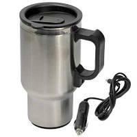 Термокружка с подогревом Hot rod heated travel mug