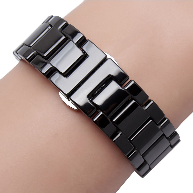 Заказать керамический браслет на часы