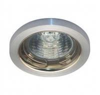 Встраиваемый светильник Feron DL1016 матовый алюминий золото 20131