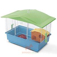 Клетка для хомяков, песчанок Remy (Аймак) Imac (голубой)