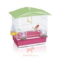 Клетка для канареек Tiffany (Аймак) Imac (розовый)