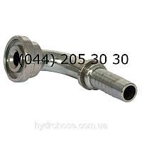 Фитинг 90°, фланцевый, SAE J518, SAE3000, 4244