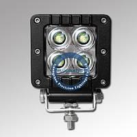 LED Прожектор PL-CREE 16W-CFX-60-80° Led working light (1200Lm) 9-32v IP65