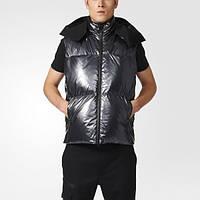 Утепленный жилет Adidas мужской с капюшоном Y-3 AZ5003 - 17