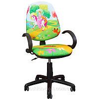 Компьютерное Кресло Поло 50/АМФ-5 Дизайн №15 Принцесса