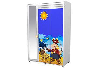 "Детский шкаф ""Ocean OD-03-1-2-3"" Дорис"