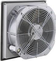 Решетка вентиляционная с вентилятором и фильтром 325х325 IP54 в щит ящик шкаф электротехнический цена купить