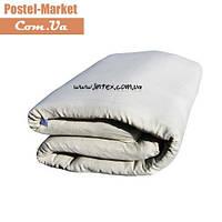 Льняной матрас в хлопковой ткани Топпер (110х190)
