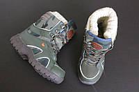 Зимние ботинки для мальчика фирмы Next