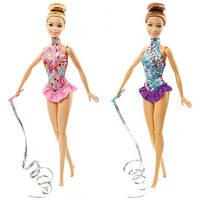 Кукла Гимнастика Barbie Mattel