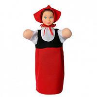 Кукла-рукавичка Красная шапочка ЧудиСам