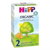 Смесь молочная Organic 2 HiPP
