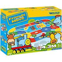 Трасса гоночная Wader 4,3 м