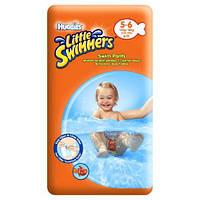 Трусики-подгузники для плаванья Huggies (5-6) 11 шт