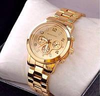 Красивые женские часы Michael Kors. Хорошее качество. Стильный дизайн. Удобные часы. Купить часы. Код: КДН1365