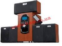 Ак. система Genius SW-HF 5.1 6000 Wood Аудиосистема 5.1 дерево (31730022101)