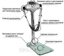 Вибромассажер ленточный ABARQS AB 302H, фото 3