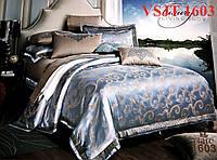 Постельное белье сатин жаккард Tiare Вилюта. VSJT 1603