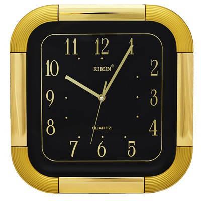 Часы настенные Rikon 1651 Black, фото 2