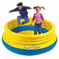 Батут Intex 48267 Jump-O-Lene игровой центр 203х69