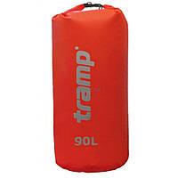 Гермомешок Tramp Nylon PVC 90 красный (TRA-105)